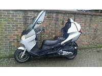 250 cc Scootor full logbook mot 3 keys 400 ono