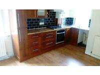 2 bed rooms flat for rent in s13 area not admin fee
