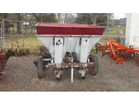 Reekie 2 row Potato Planter