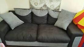 Large 3seater scs sofa needs gone!!