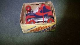 Roller derby skates size 2 as new