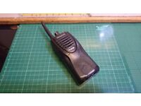 Kenwood ProTalk Walkie Talkie Handset
