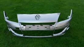 Renault grand scenic front bumper