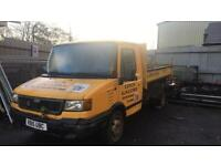 Tipper body ldv or Transit