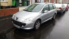 For sale peugeot estate 1.6hdi