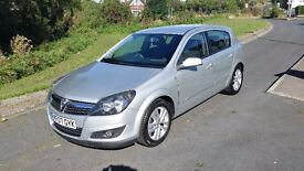 2007 vauxhall astra 1.6 twinport--full mot--very good condition, very clean car