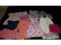 Girls dress bundle 2-3years
