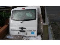 vauxhall vivaro rear door ( tailgate )