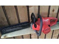 Electric Chainsaw - Flymo WoodShark 2200w