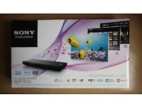 BNIB Sony BDP-S970   3D   4K Upscale BluRay Player