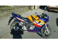 Honda cbr 125 6 speed