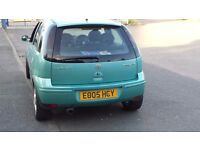 Vauxhall corsa 1.8 sport low sus £1450