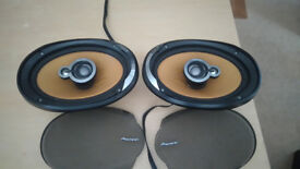 Pioneer Kevlar TS-E6996 3-Way 6x9's Full Working Order £50 OVNO