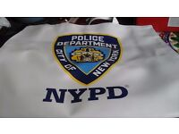 NYPD shoulder bag