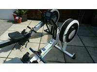 2 x Concept2 Rowing machines for sale