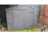 Shed for sale (2x6 ft)