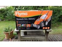 Flymo Lawnmower Speedi-Mo 360VC new in box unopened