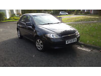 2010 Chevrolet Lacetti, 1.6 Petrol, Tested, 50,000 Genuine Miles, Lovely Car