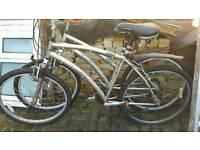 Mens n ladies cycles. Landrover