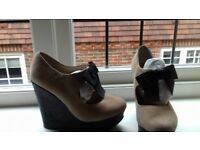 Woman's wedges from Office
