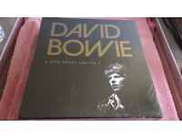 DAVID BOWIE - FIVE YEARS VINYL BOX SET- BRAND NEW- MINT -STILL IN SHRINK WRAP