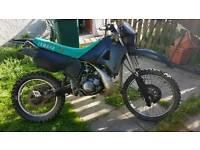 Dt125r field bike for swaps