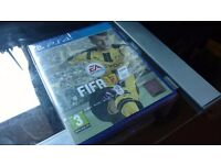 Fifa 17 (PS4) Unopened.