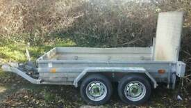 Plant trailer £1150