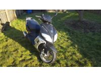 2010 Scooter peugeot 125 good condition low mileage!!!