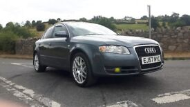 2007 Audi A4 1.9 TDI SE, 115 bhp* low miles* Full Year MOT
