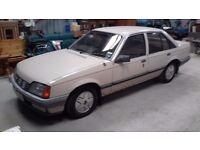 Vauxhall Carlton 1984