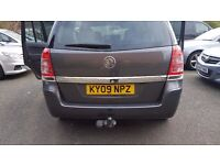 VAUXHALL ZAFIRA B TOWBAR TOW BAR IN EXCELLENT CONDITION COMES WITH ALL ELECTRICS