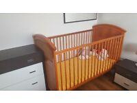 Mamas Papas cot/toddler bed