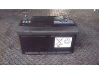 12volt Car battery (80ah 700a)