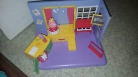 Peppa pig sets