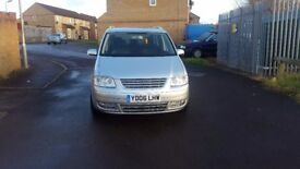 VW TOUARAN in very good condition