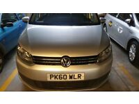 VW Touran 1.6TDI Auto 7 Seater Mint condition