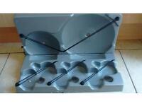 Motorhome/Caravan cupboard plate/cup rack