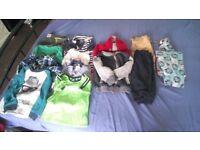 Various boys items