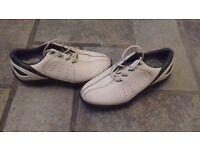 Boys Foot Joy Golf Shoes - Size 3
