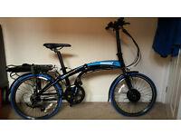 Coyote Folding E-bike electric bike