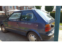 K10 Micra in good condition with 10 month test in Chesterfield