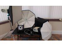 Broncolor Visatec 800 Flash System