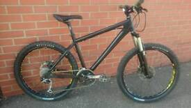 Santa Cruz Chameleon custom built hardtail mountain bike mtb serviced