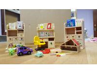 Sylvanian Families: School Room Playset