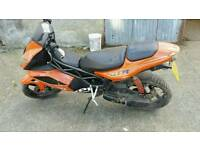 GTR 50cc moped for sale