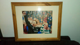 Celtic Neil Lennon & Martin O'Neill Picture