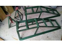 Car ramp and axle stands - £30 ono