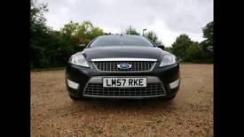 Ford Mondeo titanium-x 2.0 tdci 140BHP FSH