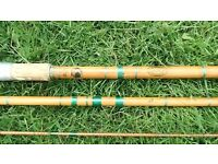 Milward's Matchcraft cane rod